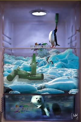 Banquise frigo