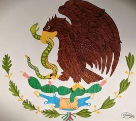 Emblème national du Mexique