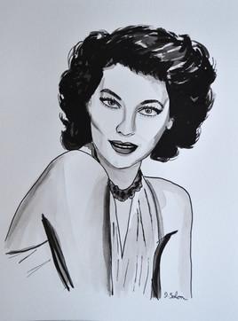 Portrait d'Ava G