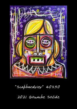 Scaphandrier