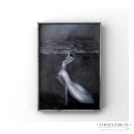 Fée Vivianne, La dame du lac - Légende Arthurienne
