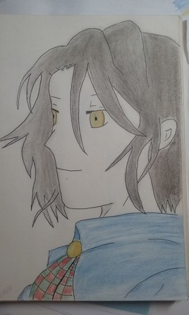 Gilbert Nightray Pandora Hearts child