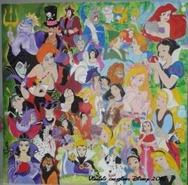 Mélange Disney