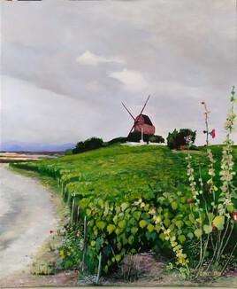 Verzenay - le moulin