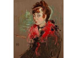 Portrait de Jeanne Fusier-Gir