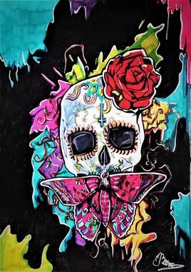 color dead