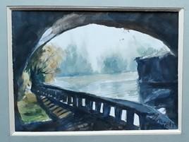 Sous le Pont.