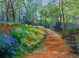 Le parc floral de Boutiguery