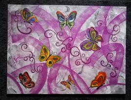 Liberté des papillons