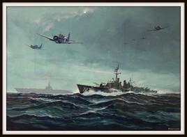 Guerre du Pacifique.
