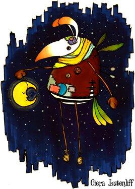 Le décrocheur de lune