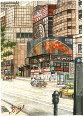 Broadway ブロードウェイ Бродвей 百老匯 ברודווי