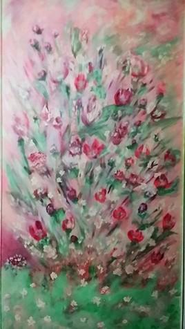 Rêve en fleurs