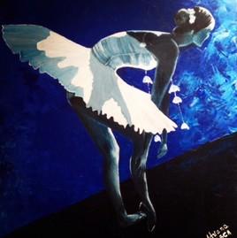 Bailarina by Adriana Casca