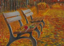 Après-midi d'automne
