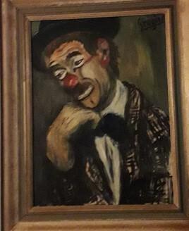 Le clowm