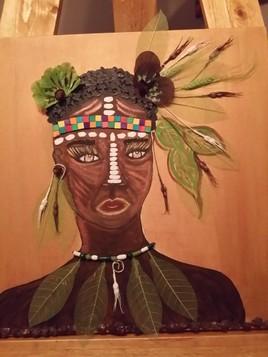 tribu Afro
