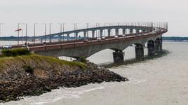 Belle courbe ce pont