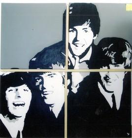 """Musique  rock """" The Beatles """""""