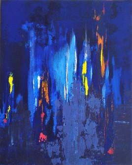 nuit bleue