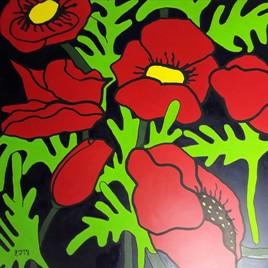 Coquelicot fleur d'anarchie