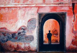 Une façade à Gorée