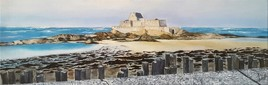 Fort National - St Malo - Bretagne