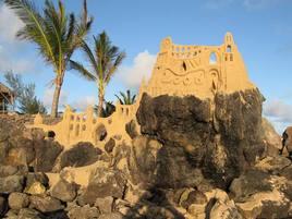 Châteaux de sable : 2006
